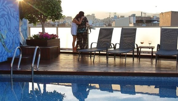 Christmas offer 4x3 Ciutat Barcelona Hotel