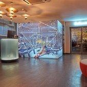 Living room Ciutat Barcelona Hotel