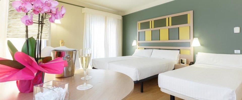 Triple room Ciutat Barcelona Hotel