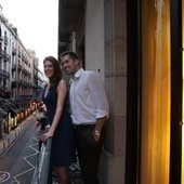 Terrace Ciutat Barcelona Hotel